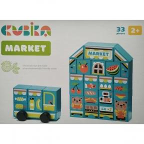CUBIKA Конструктор Market LDK2