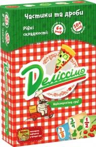 БАНДА РОЗУМНИКІВ Настільна гра Деліссімо УКР005