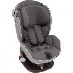 Автокрісло BeSafe iZi Comfort X3