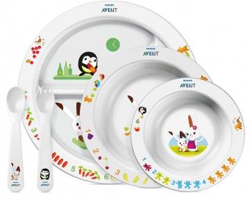 Столовый набор посуды Philips Avent SCF716/00