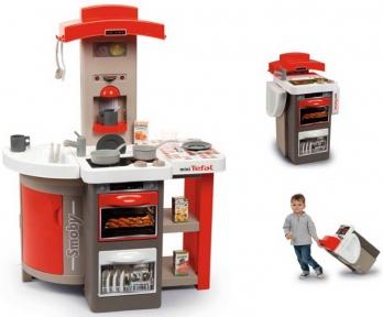 Інтерактивна кухня Smoby miniTefal Opencook 312202