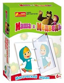 CREATIVE Магічний екран Маша і ведмідь 3001-1