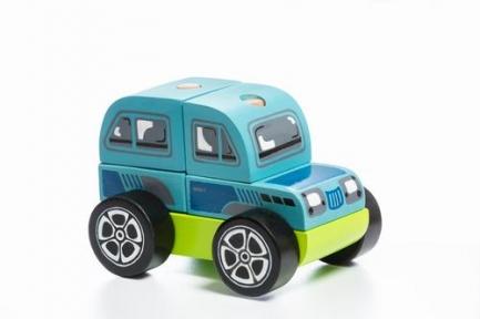 CUBIKA Машинка Джип LM-9