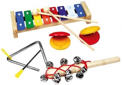 Набір музичних інструментів 8 ел Bino 86590