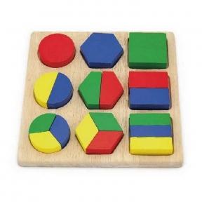 Пазл Форми Viga Toys 58573
