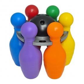ТИГРЕС Ігровий набір Bowling Big 8 ел 39751