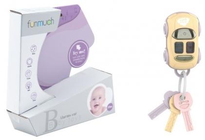 Музична іграшка Ключики з машинкою Funmuch FM777-13