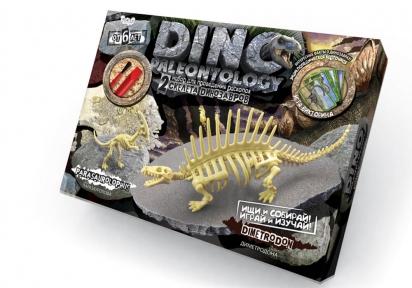 DANKO TOYS Набір для проведення розкопок Dino Paleontology DP-01