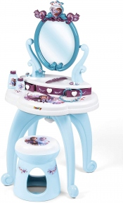 Туалетний столик 2 в 1 Smoby Frozen 10 ел 320233