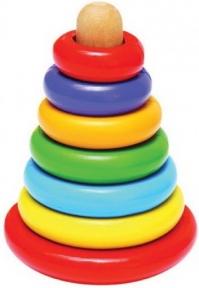 Піраміда кольорова Bino 81034