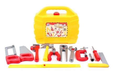 ТЕХНОК Ігровий набір інструментів у валізі 5880