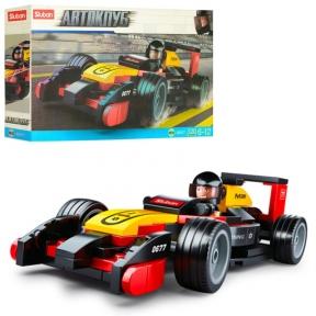 SLUBAN Конструктор Автоклуб Формула 120 ел M38-B0677