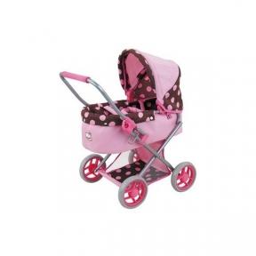 Лялькова коляска-люлька Bino 82909