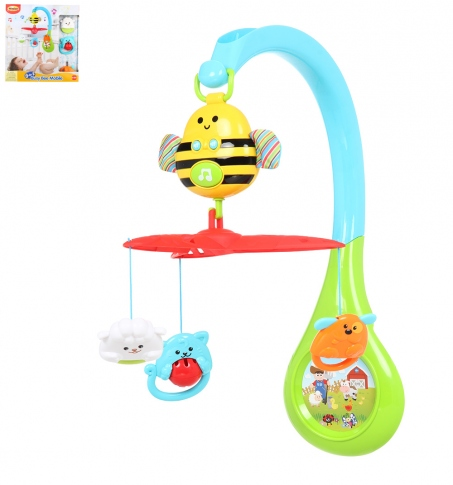 WINFUN Карусель музична Busy Bee Mobile 0856 NL