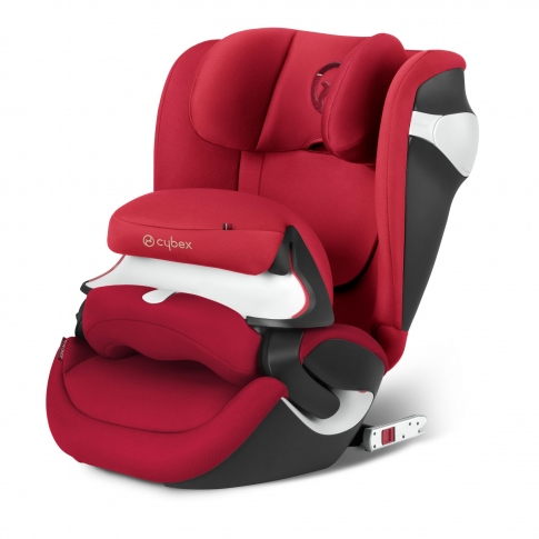 Автокрісло Cybex Juno M-fix Infra Red red 517000718