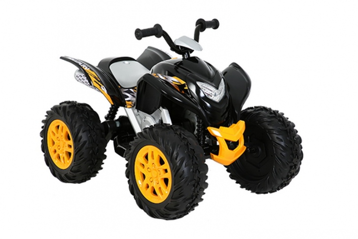 Квадроцикл Powersport ATV 12V Black Rollplay 35541