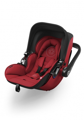 Автокрісло Kiddy EVOLUTION PRO 2 Ruby Red 41920EV071