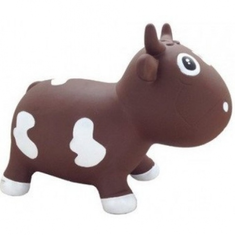 Прыгун Kidzzfarm Milk Cow Bella Chocolate and White KFMC130107