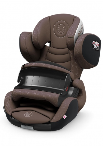 Автокрісло Kiddy PHOENIXFIX 3 Nougat Brown 41543PF039