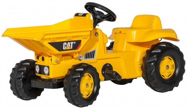 Самоскид Rolly Toys rollyKid Dumper CAT 024179