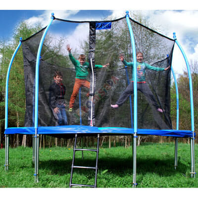 Батут 366 см SkyFlyer 12 FT Blue