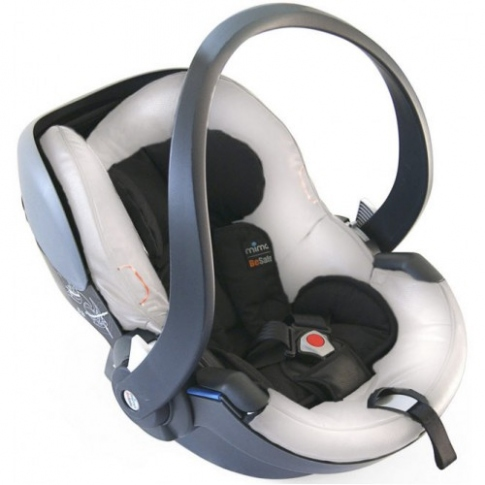 Автокрісло Mima IZI Go Carseat Snow White G1007