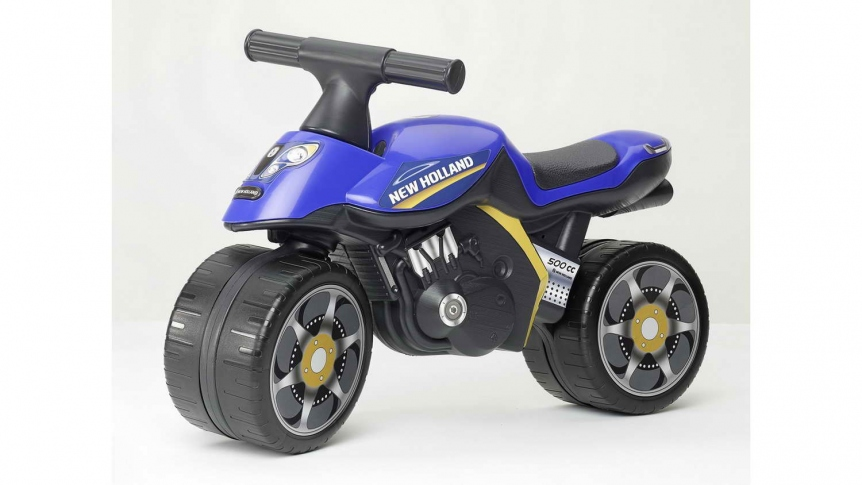 Беговел Moto New Holland Baby Falk 422