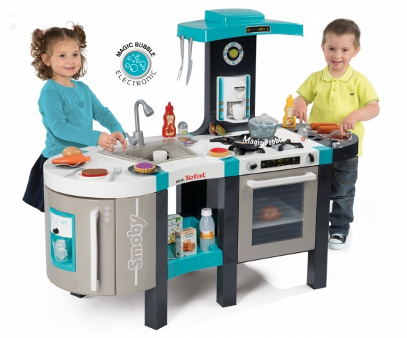 Інтерактивна кухня Smoby Bubble Tefal French Touch 311206