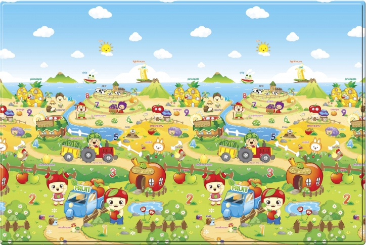 Килимок Comflor Fruit Farm 166044