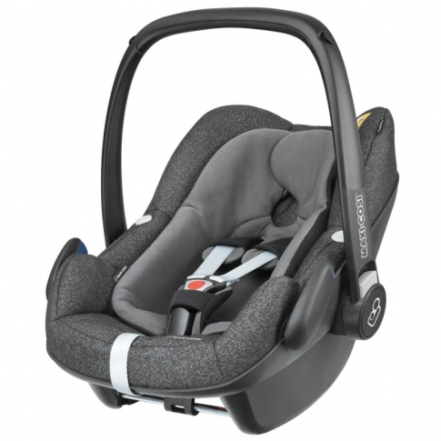 Автокресло Maxi-Cosi Pebble Plus Triangle Black 8798330160