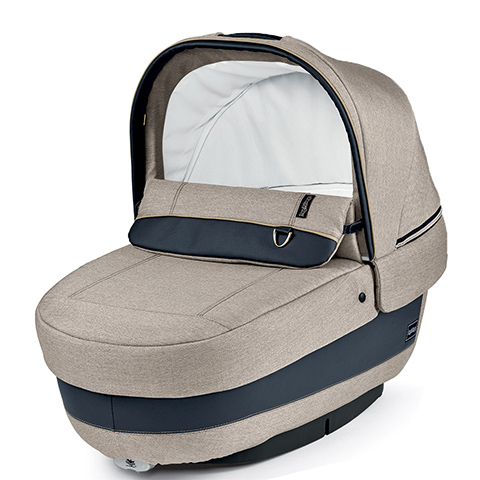 Люлька Peg-Perego Navetta Pop-Up Luxe Beige