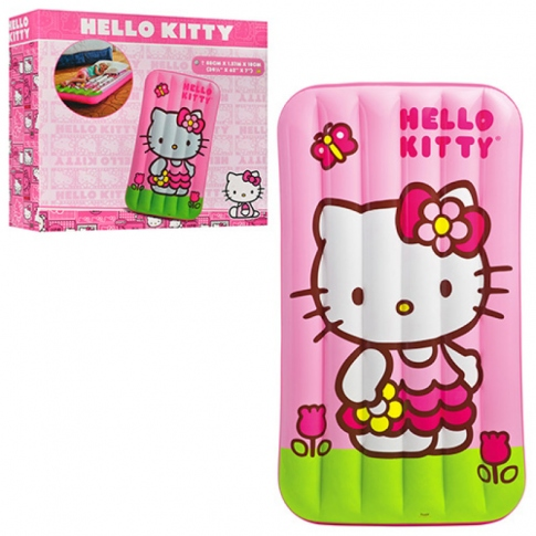 Матрас надувной Hello Kitty 88х175 см Intex 48775