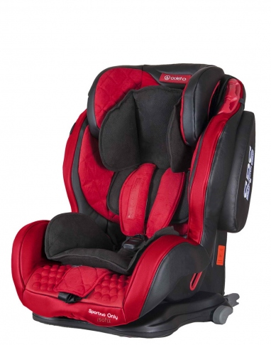 Автокрісло Coletto Sportivo Only Isofix Red 2