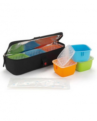 Термос з контейнерами Skip Hop Mealtime Kit 293150