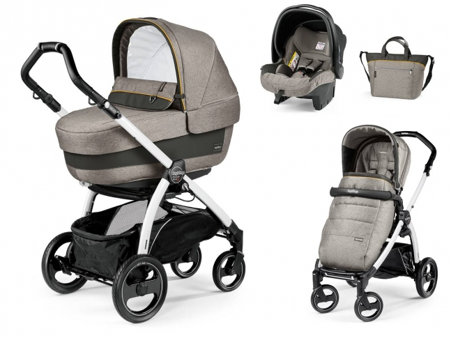 Модульна система Peg-Perego Elite Luxe Grey