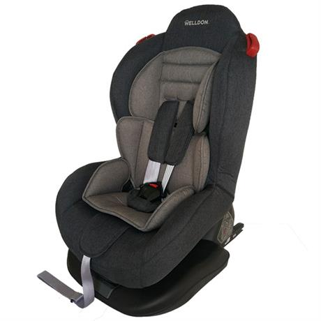 Автокрісло Welldon Smart Sport Isofix