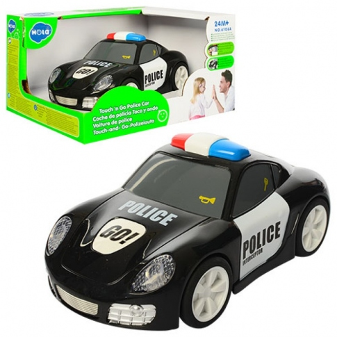 HOLA Машинка музична Police Car 6106A