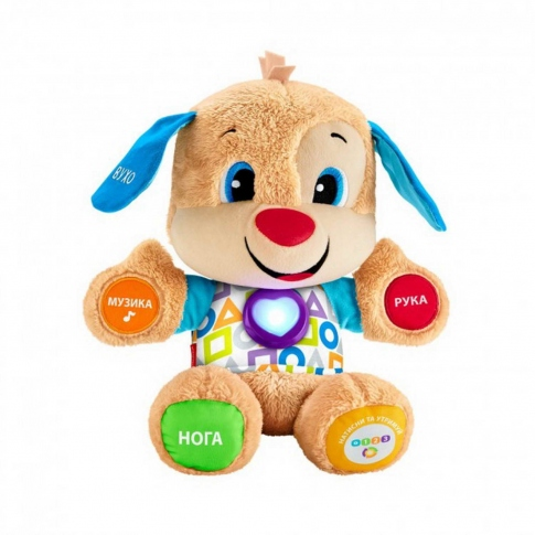 FISHER-PRICE Розумне цуценя Smart Stages оновлений укр. FPN91