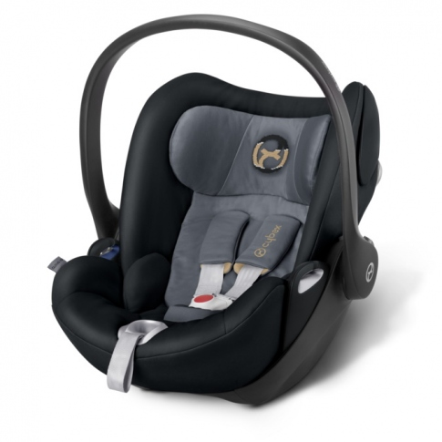 Автокрісло Cybex Cloud Q Graphite Black dark grey 517000037