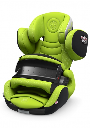 Автокрісло Kiddy PHOENIXFIX 3 Lime Green 41543PF097
