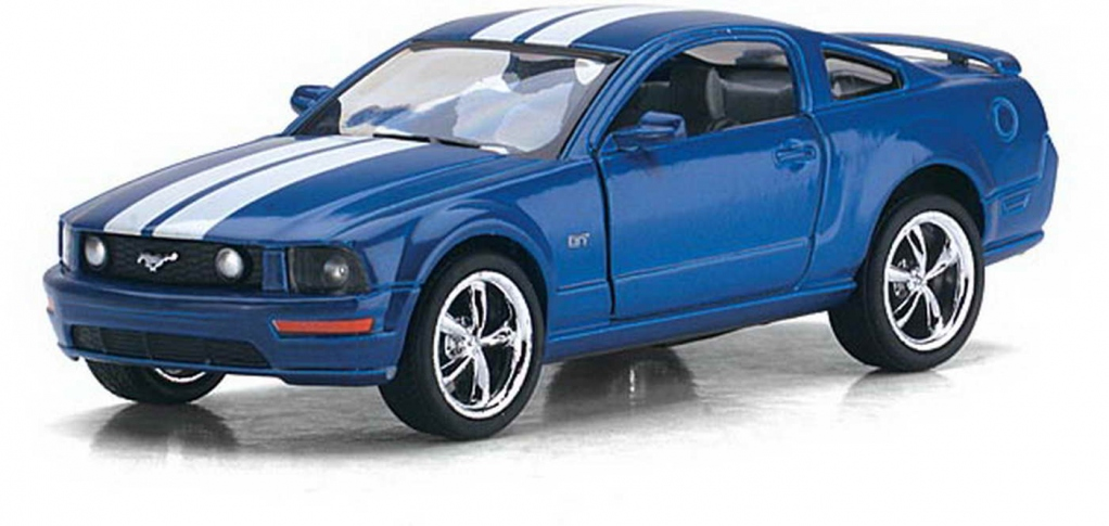 KINSMART Машинка 2006 Ford Mustang GT printing KT5091WF