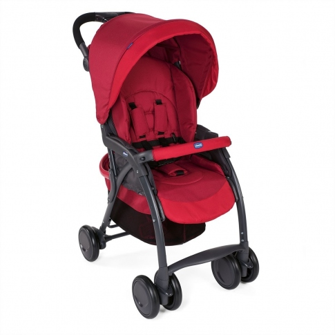 Прогулянкова коляска Chicco Simplicity Top Stroller 79115