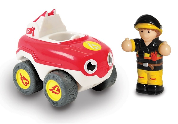Пожежна машина Wow Toys Blaze the Fire Buggy 10403
