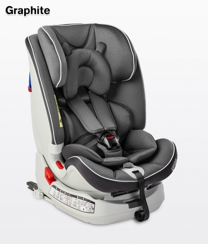 Автокресло Caretero Yoga Isofix