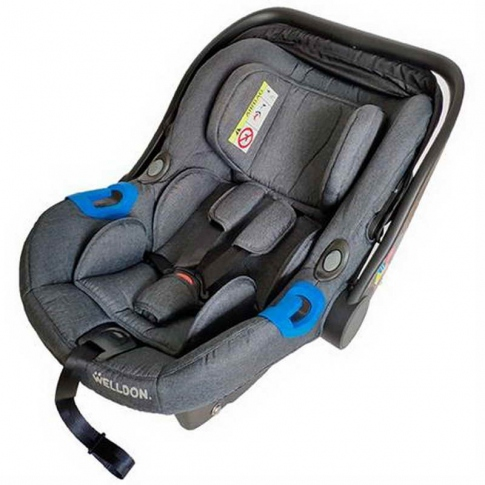 Автокрісло Welldon Diadem New з базою Isofix