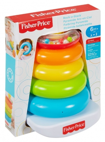 FISHER-PRICE Пірамідка FHC92