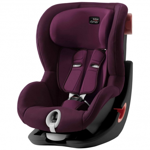 Автокрісло Britax-Romer KING II BLACK SERIES