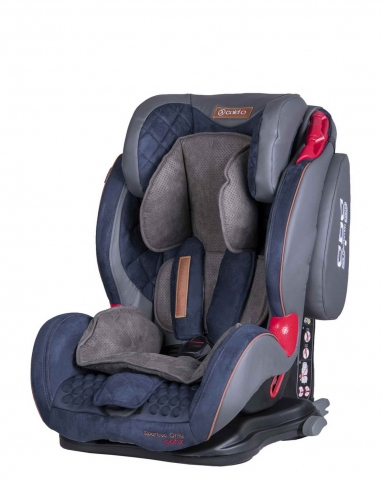 Автокрісло Coletto Sportivo Only Isofix Blue