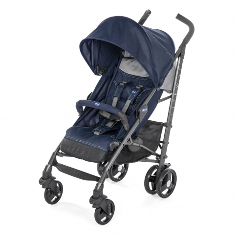 Прогулянкова коляска Chicco Lite Way 3 Top Stroller 79595