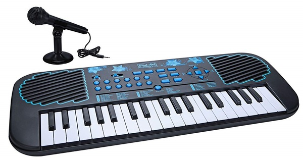 Пианино с микрофоном First Act Discovery Electronic Keyboard FAD0145